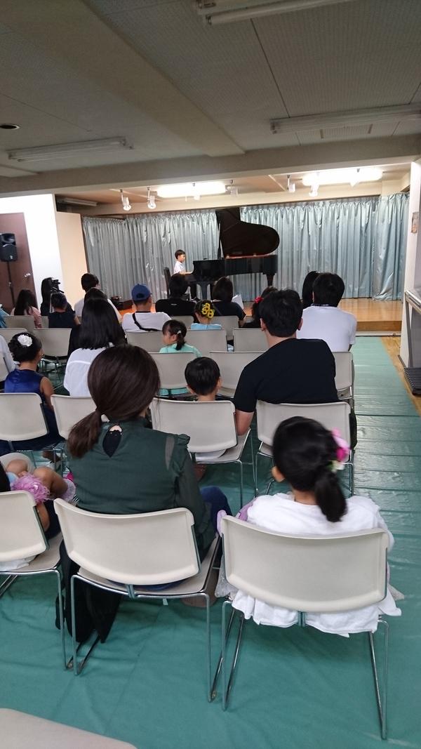 第4回ヤマハジュニアピアノコンクール東和楽器選考会♪